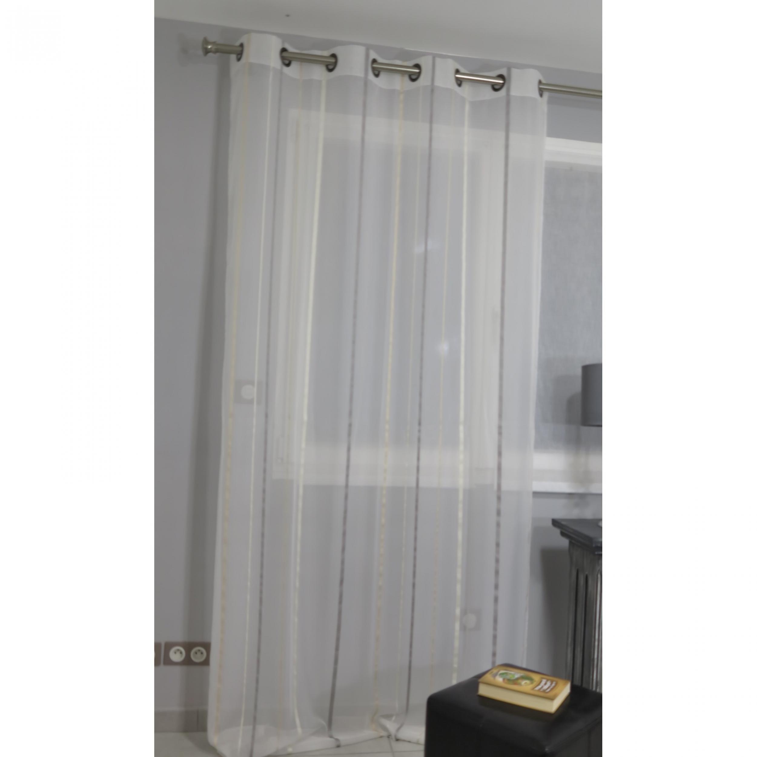 rideaux pret a poser rideau pret a poser 425148 rideaux prets a poser rideaux pr t poser lin. Black Bedroom Furniture Sets. Home Design Ideas