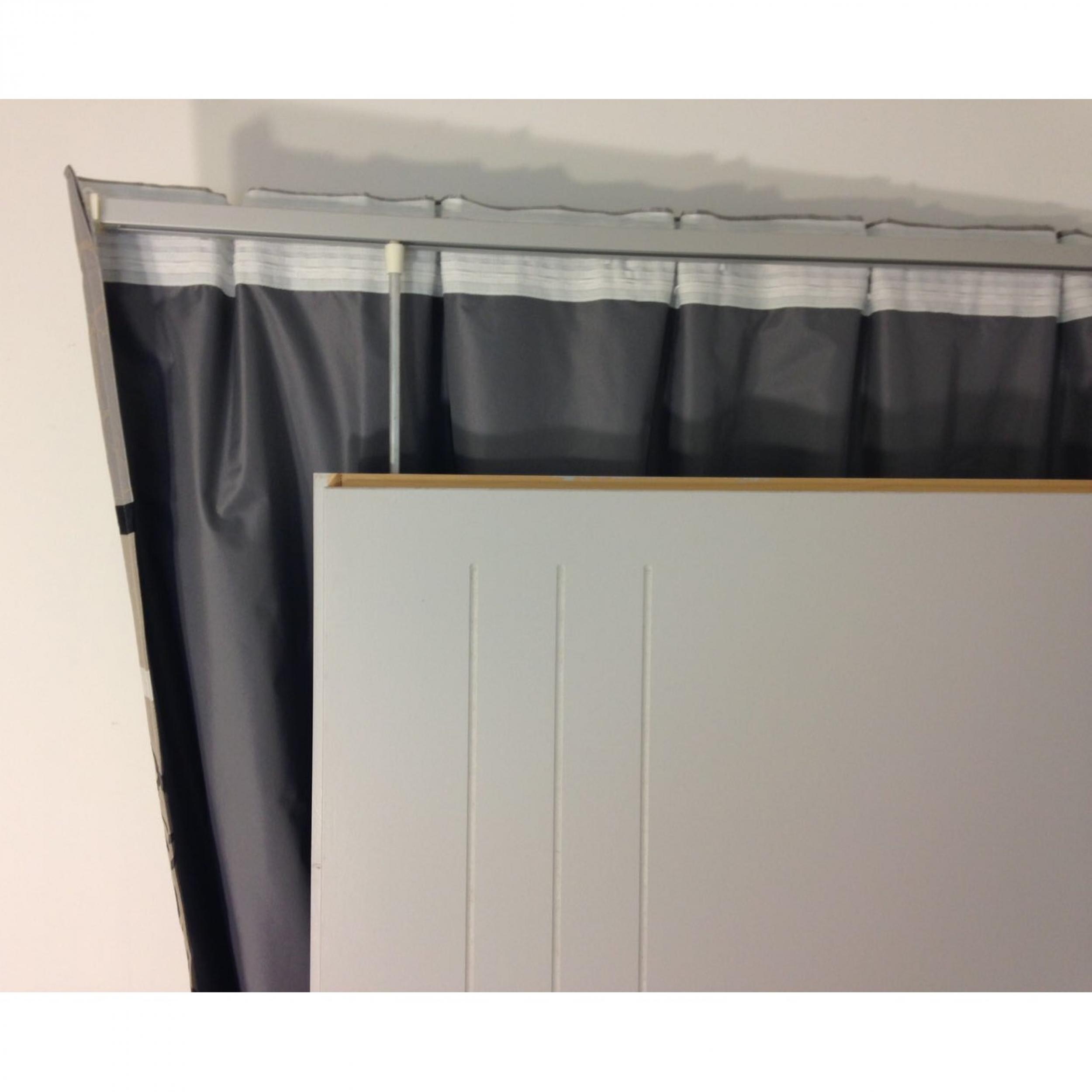 Rideau isolant thermique excellent rideau isolant - Doublure thermique au metre ...