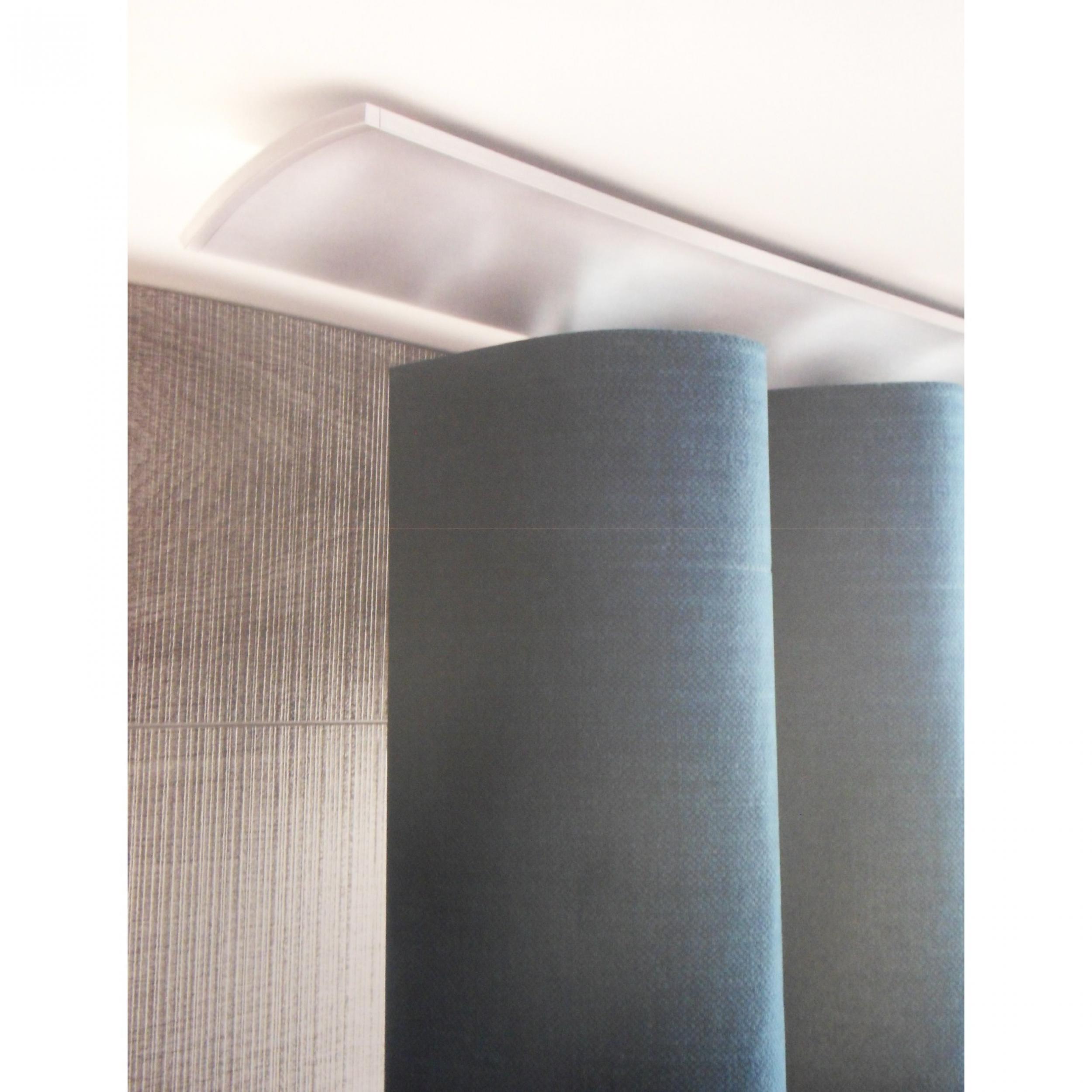 kit rail pour rideau vague Interstil W2 - L\'atelier de la toile