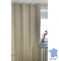 rideaux voilages sur mesure pr t poser l 39 atelier de la toile. Black Bedroom Furniture Sets. Home Design Ideas